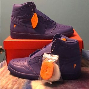 "Jordan 1 Gatorade pack "" Purple"" 🍇😈"